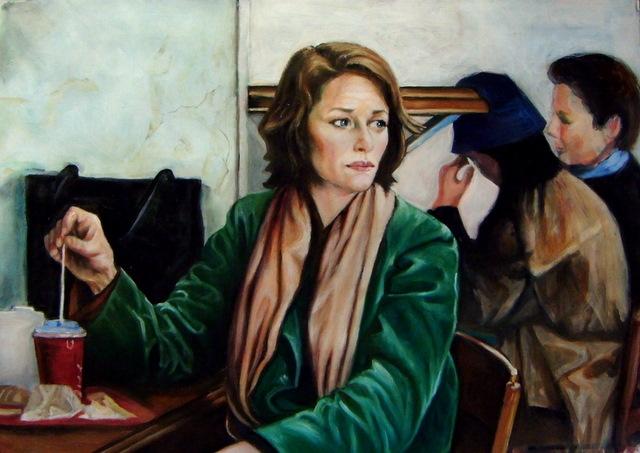 Charlotte Rampling by hidemitada